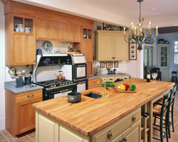 Christiana Cabinetry from Coastal Kitchen and Bath Designs